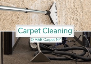 Carpet Cleaning - Mill Island 11234