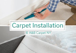 Carpet Installation - Mill Island 11234