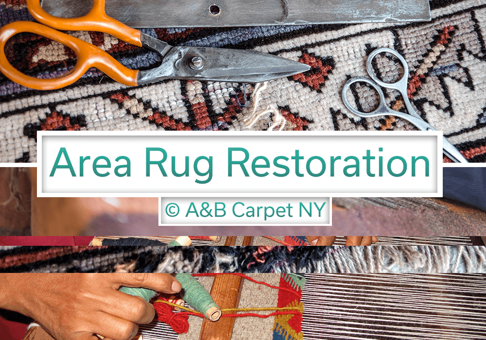 Rug Restoration - Brooklyn