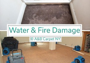 Water and Fire Damage Repair - Mill Island 11234